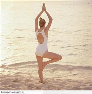 瑜伽系列图片素材