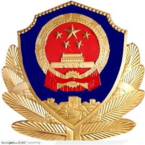 警徽,公安标志