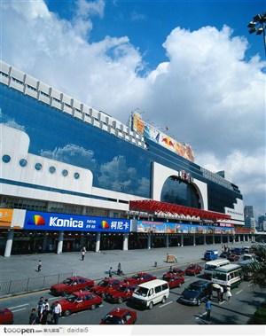 深圳火车站-车站前台