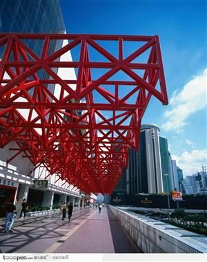 深圳火车站-标志建筑