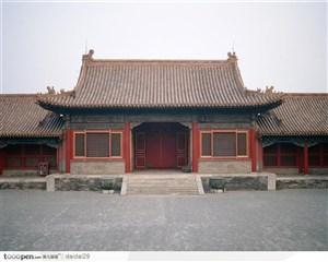 紫禁城印象-古老的房屋