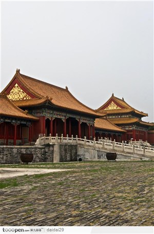 紫禁城印象-历史悠久的皇城