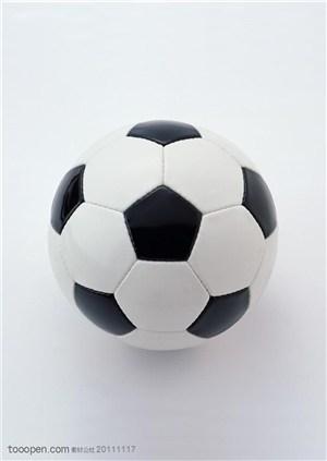 球类运动-足球特写