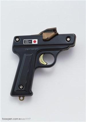 球类运动-黑色裁判手枪