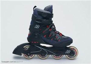 球类运动-滑冰鞋